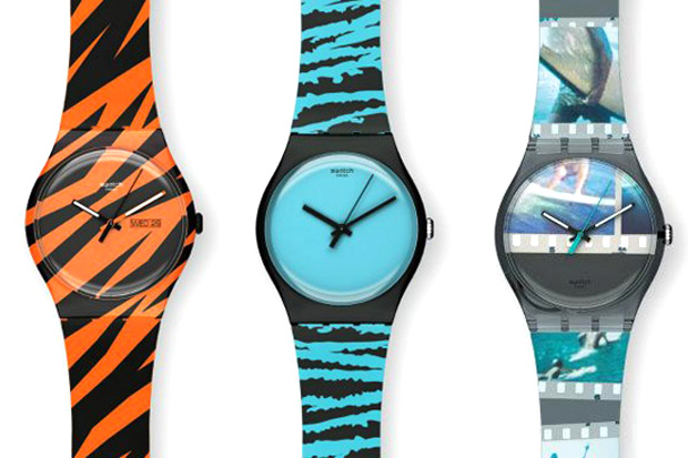 Image of Swatch Sports 2012 Summer Watch Collection