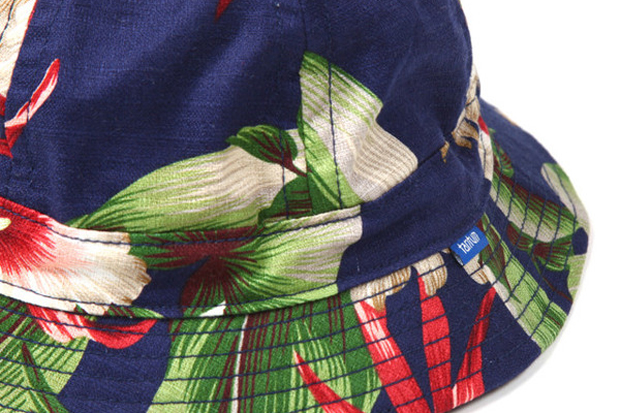 Image of Tantum 2012 Spring/Summer Liberty Bucket Hat Hawaiian