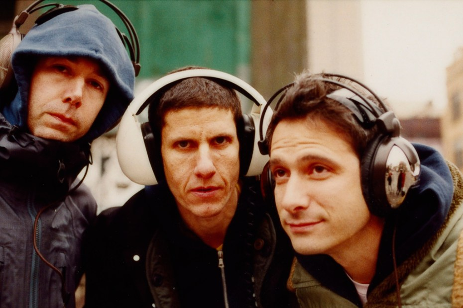 Image of The Beastie Boys by Terry Richardson
