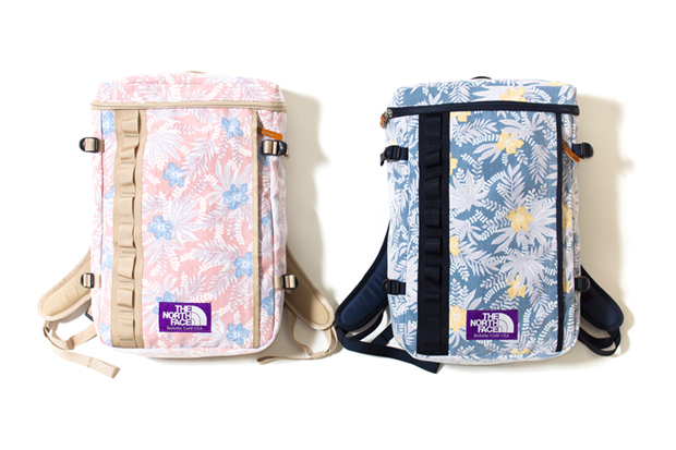 Image of THE NORTH FACE PURPLE LABEL 2012 Summer Bag Collection