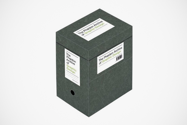 Image of The Phaidon Archive of Graphic Design