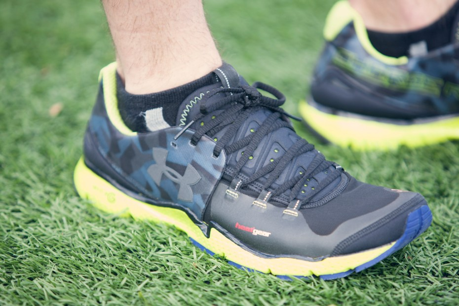 Image of The Review: Under Armour Charge RC