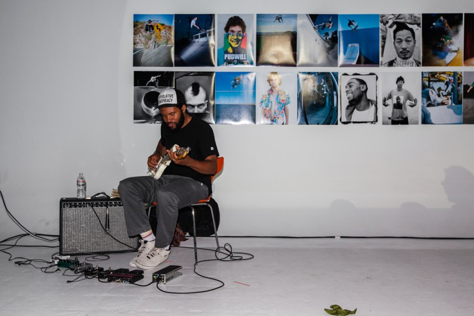 Image of The Skateboard Mag 100th Issue Photo Exhibition Recap