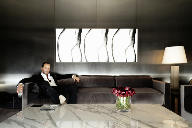 Image of Tom Ford Sells His Home in London
