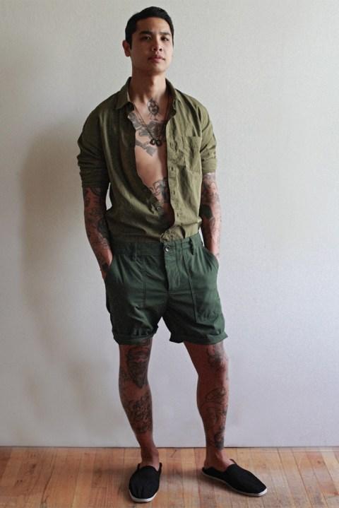 Image of UNIS 2012 Spring/Summer Lookbook