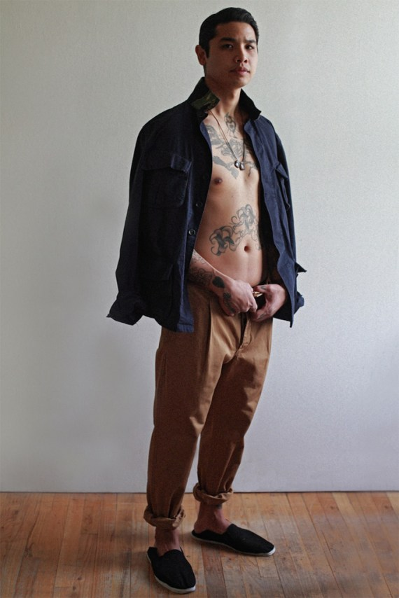Image of UNIS 2012 Spring/Summer Lookbook