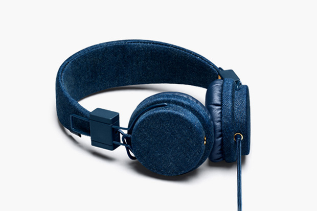 Image of Urbanears Plattan Denim Headphones