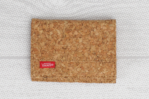 Image of Vans Authentic Cork Bi-Fold Wallet