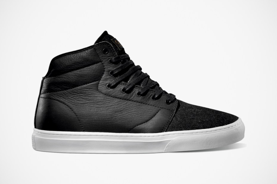 "Image of Vans OTW 2012 Fall The Alcon ""Wool Black"""