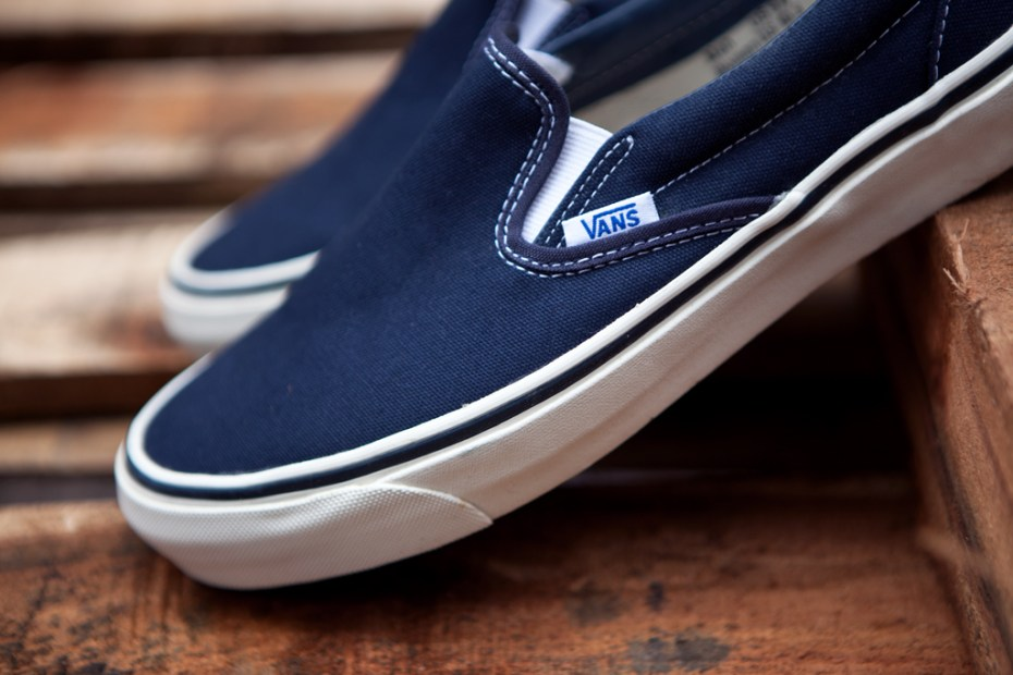 Image of Vans Vault 2012 Summer OG Classic Slip-On LX Pack