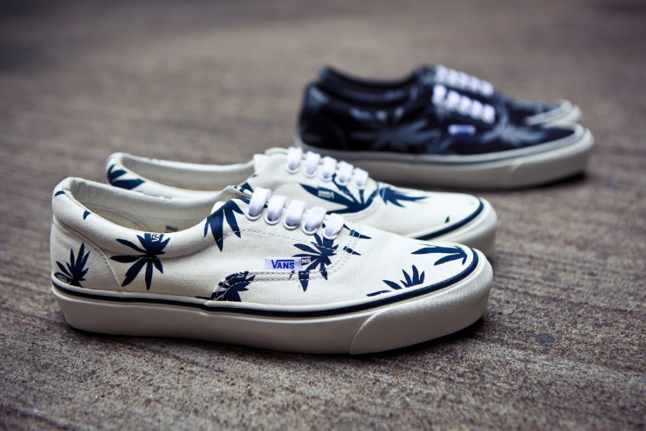 Image of Vans Vault 2012 Summer OG Era LX Pack