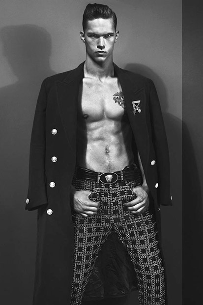 Image of Versace 2012 Fall/Winter Campaign