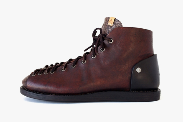 Image of visvim ARENI-FOLK HI *F.I.L. EXCLUSIVE