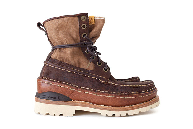 Image of visvim GRIZZLY BOOTS MID-FOLK *F.I.L. EXCLUSIVE