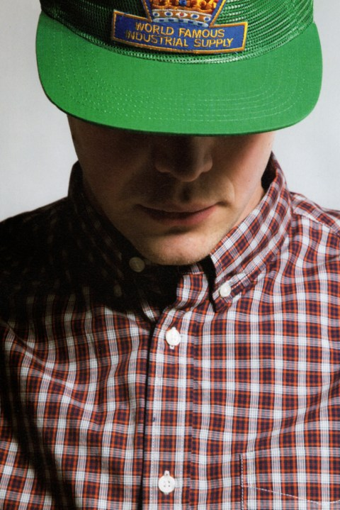 Image of WARP: Supreme 2012 Spring/Summer Collection Editorial