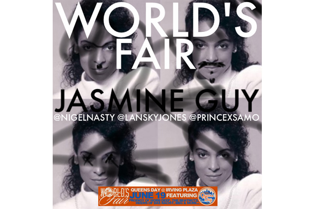 Image of World's Fair - Jasmine Guy