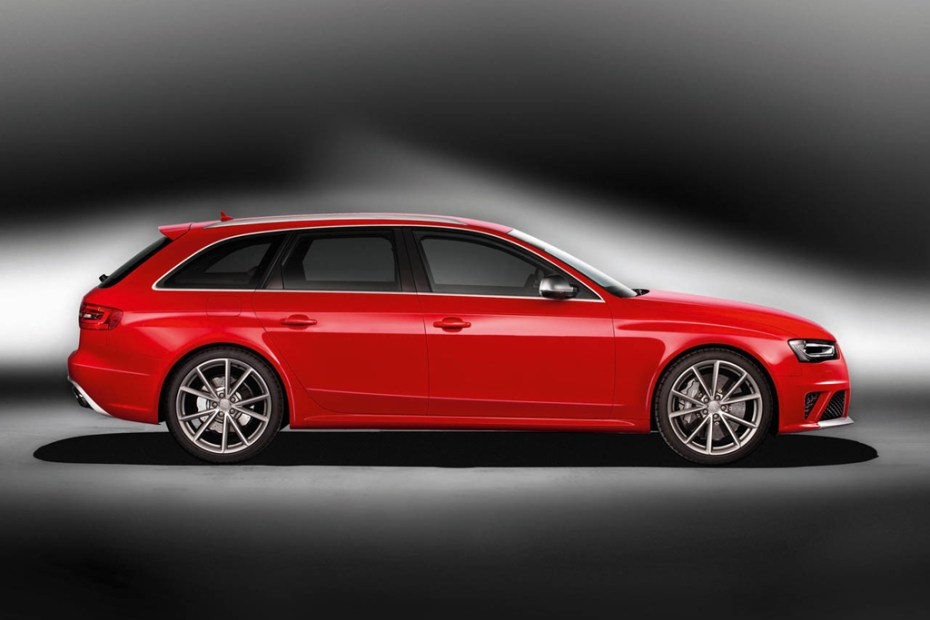 Image of 2013 Audi RS4 Avant