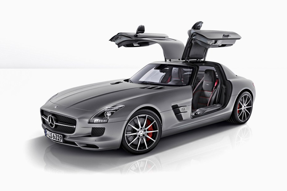 Image of 2013 Mercedes-Benz SLS AMG GT