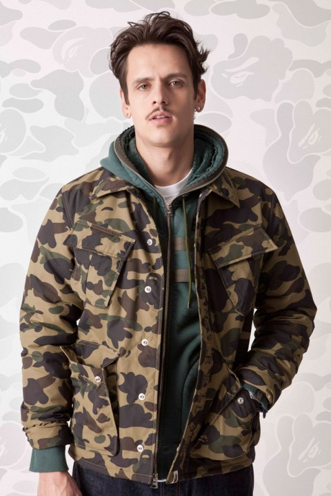 Image of A Bathing Ape 2012 Fall/Winter Lookbook
