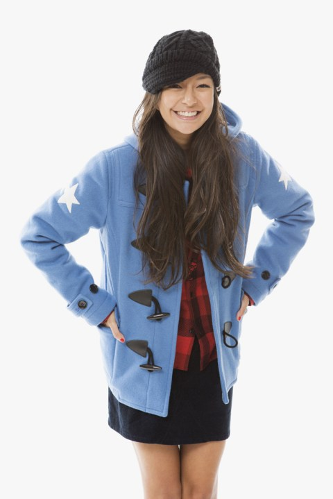 Image of A Bathing Ape Ladies 2012 Fall/Winter Lookbook