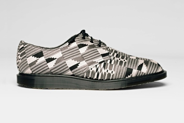 Image of A. Sauvage x Dr. Martens 2012 Spring/Summer Footwear Collection