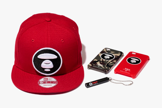 Image of AAPE By A Bathing Ape Harajuku Store Opening Limited Boxset