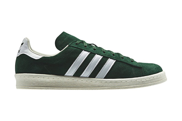 Image of adidas Originals 2012 Fall/Winter Campus 80s Collection Series