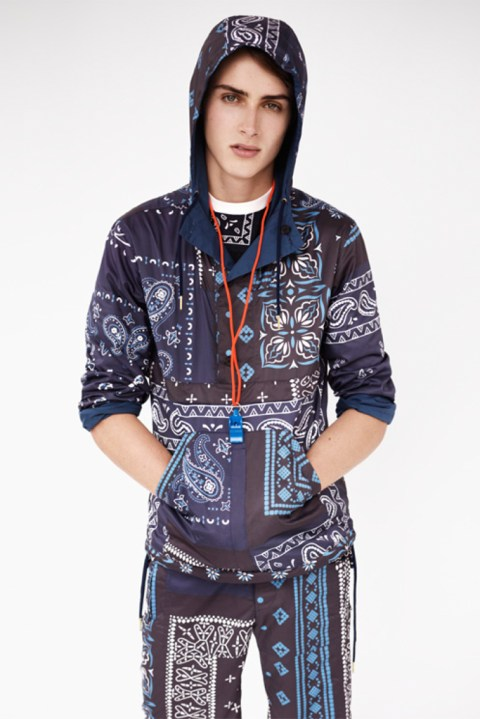 Image of Opening Ceremony x adidas Originals 2012 Fall/Winter Lookbook