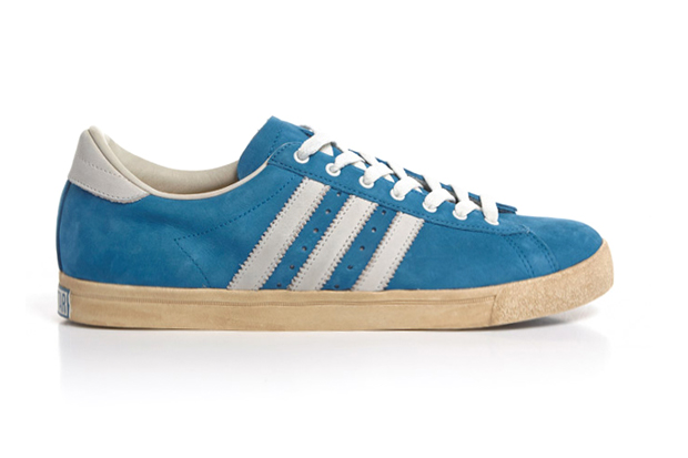 Image of adidas Originals 2012 Fall Greenstar Vintage Blue