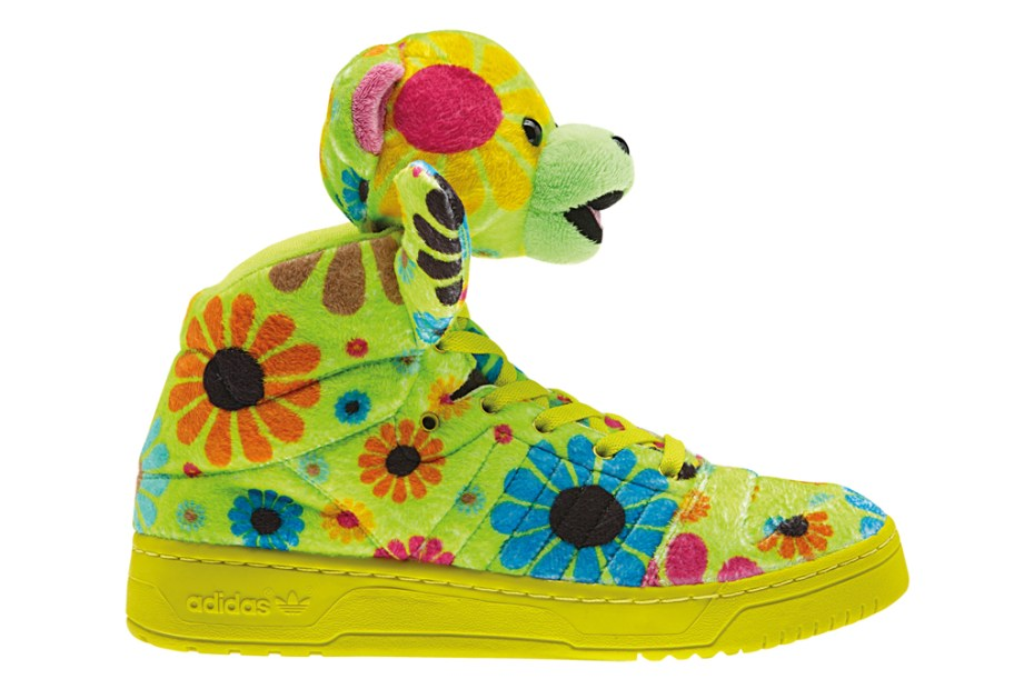 Image of adidas Originals by Jeremy Scott 2012 Fall/Winter JS Bear