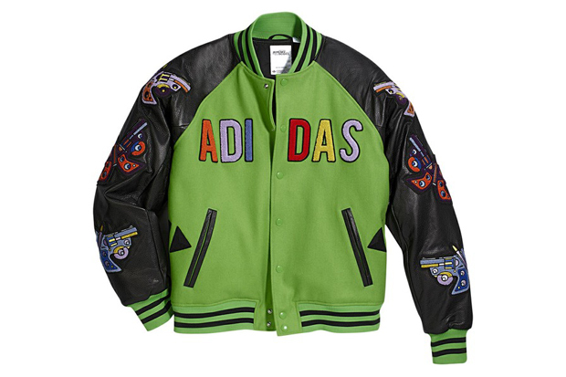 Image of adidas Originals by Jeremy Scott 2012 Fall/Winter Apparel Collection