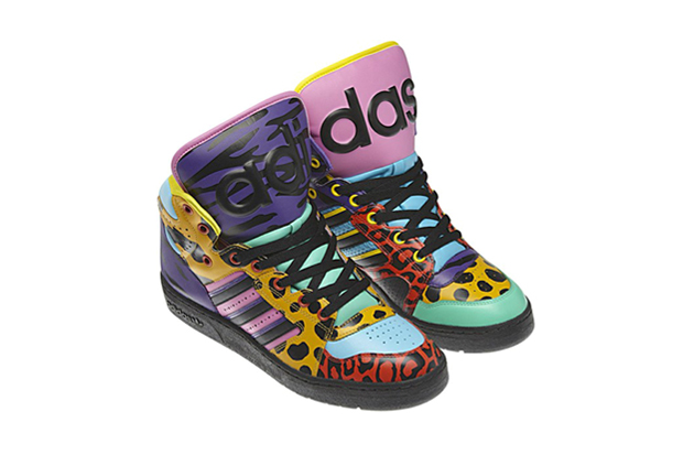 Image of adidas Originals by Jeremy Scott 2012 Fall/Winter Footwear Collection