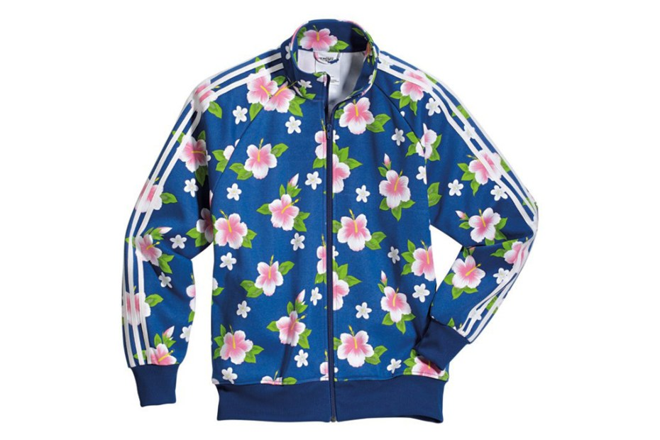 Image of adidas Originals by Jeremy Scott Firebird Track Jacket