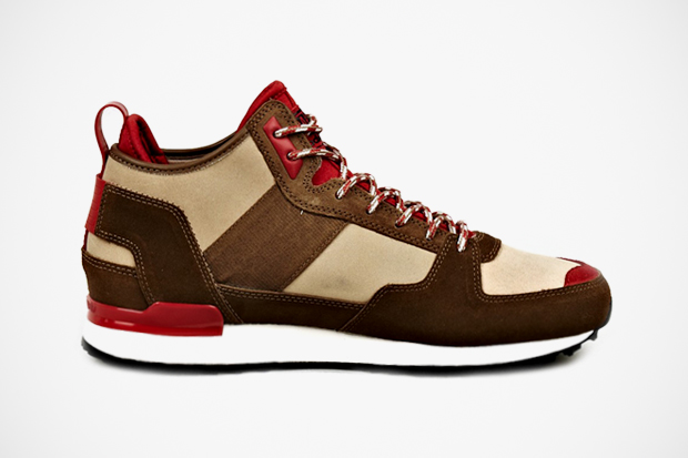 Image of Ransom by adidas Originals 2012 Military Trail Runner Sneaker