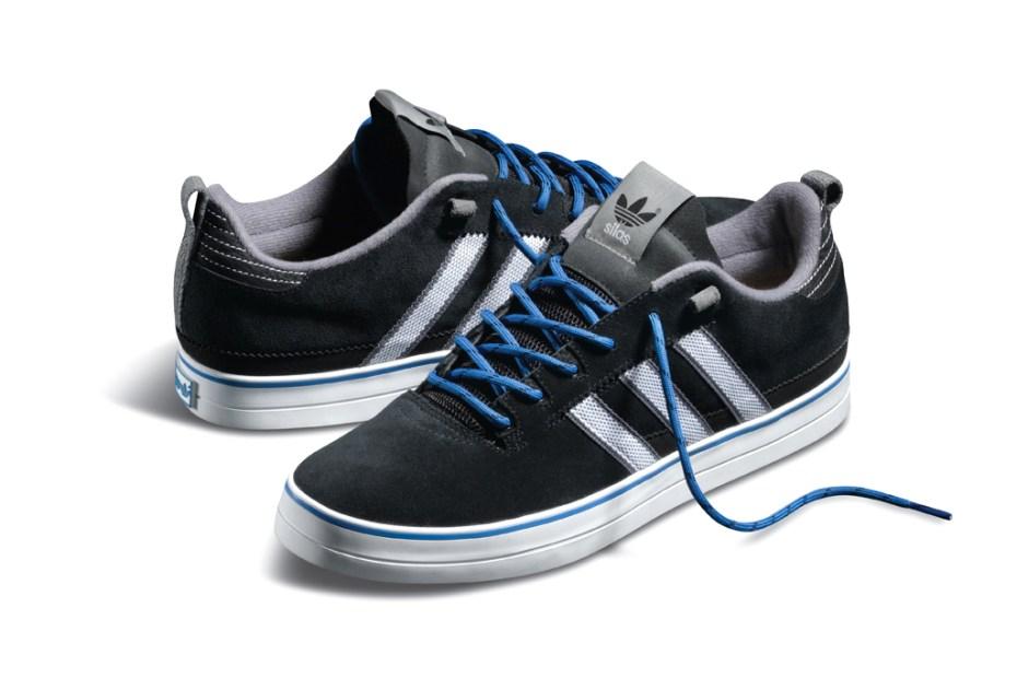 Image of adidas Skateboarding 2012 Fall Silas II Pro