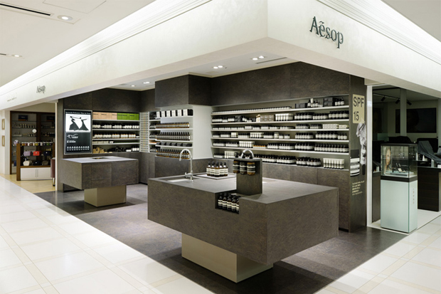 Image of Aesop Japan Stores by Torafu Architects