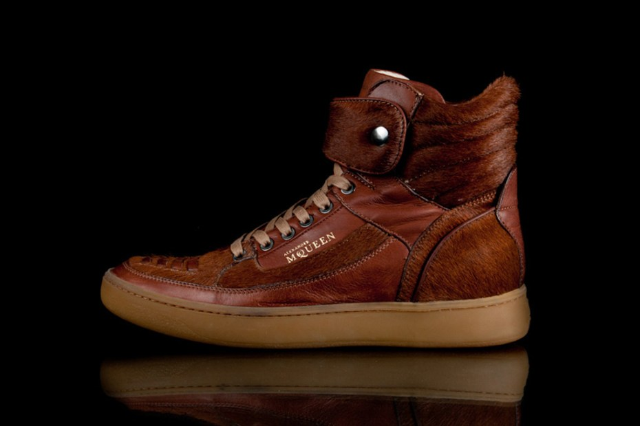 Image of PUMA by Alexander McQueen 2012 Fall/Winter Joust Mid