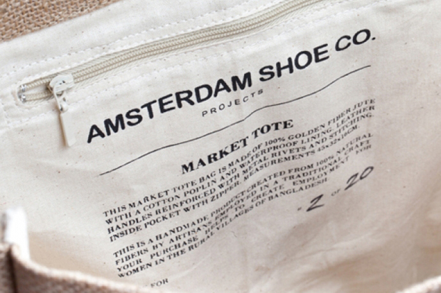 Image of Amsterdam Shoe Co. 2012 Summer Market Tote