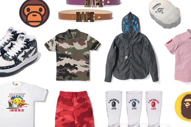 Image of A Bathing Ape 2012 Fall/Winter Collection