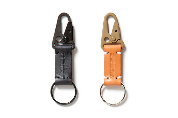 Image of Apolis Transit Issue Keychain