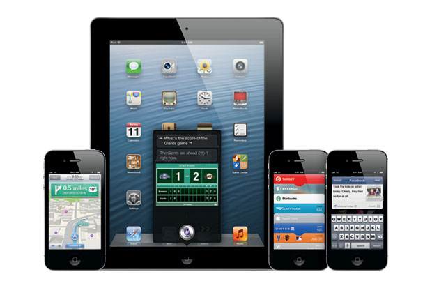 Image of Apple Unveils iOS 6