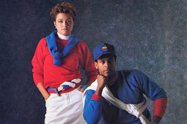 Image of Apple's 1986 Clothing Collection