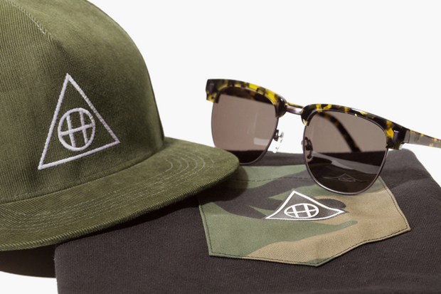 Image of HUF x Ashbury 2012 Summer Capsule Collection