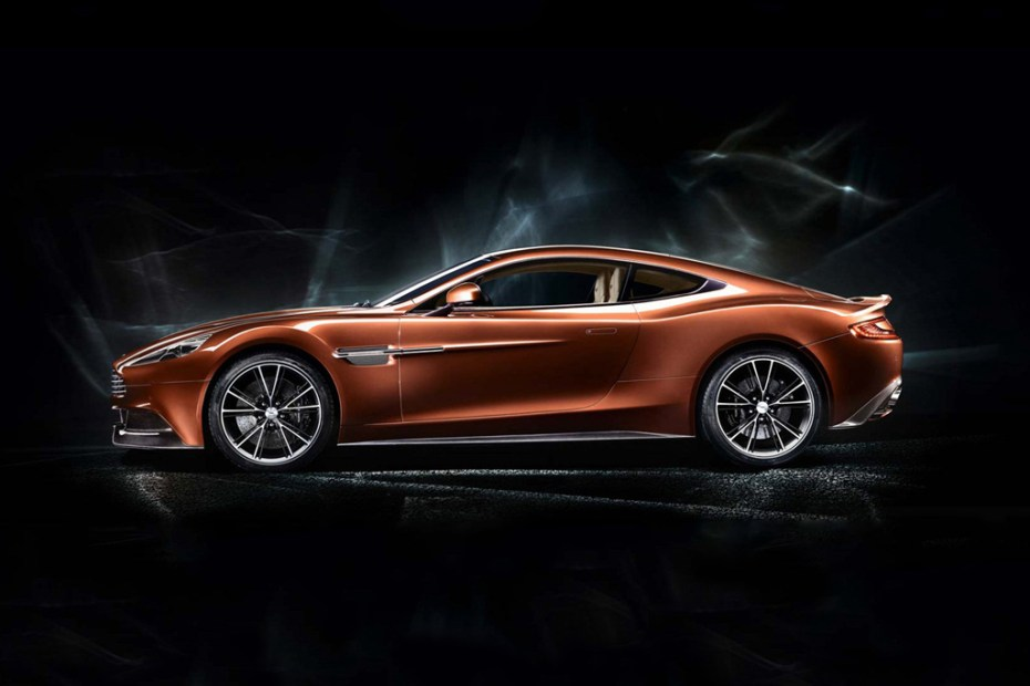 Image of Aston Martin Vanquish