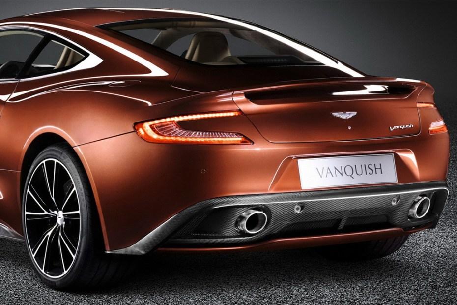 Image of Aston Martin Vanquish