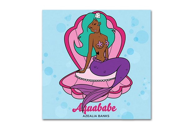 Image of Azealia Banks - Aquababe