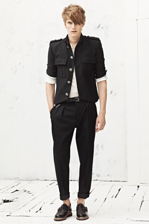 Image of Balmain 2013 Spring/Summer Collection