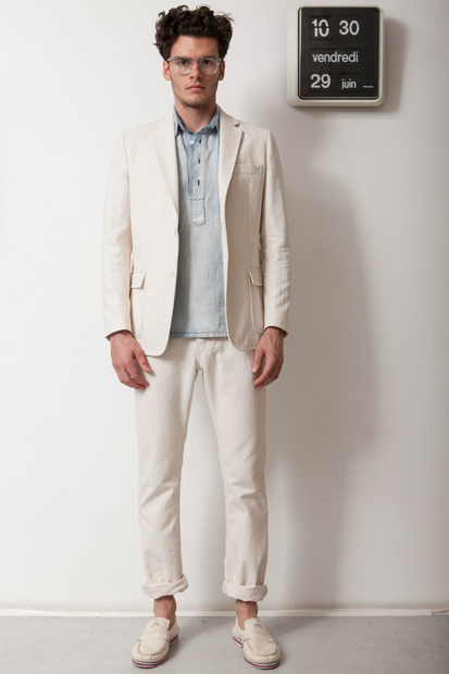 Image of Band of Outsiders 2013 Spring/Summer Collection
