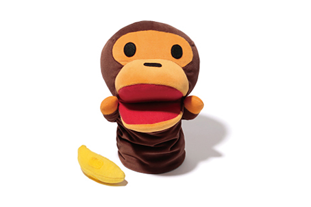 Image of A Bathing Ape Baby Milo Puppet