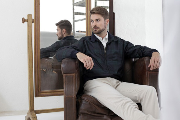 Image of Baracuta 2013 Spring/Summer Blue Label Collection Preview
